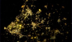 The_Netherlands_by_night
